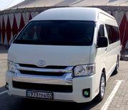 пассажирские перевозки на микроавтобусах
