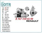 Стартер на грузовик Renault Kerax M009t60473