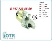 Стартер на лодочный мотор 10465293
