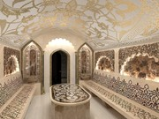 Монтаж,  отделка и реконструкция турецких хамамов.